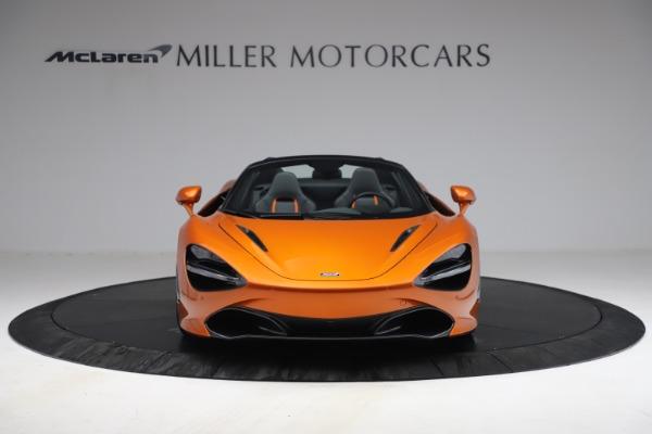 Used 2020 McLaren 720S Spider for sale $335,900 at Alfa Romeo of Westport in Westport CT 06880 12