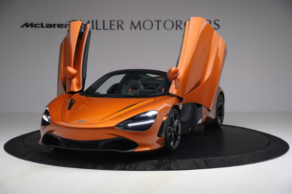 Used 2020 McLaren 720S Spider for sale $335,900 at Alfa Romeo of Westport in Westport CT 06880 13