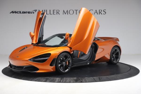 Used 2020 McLaren 720S Spider for sale $335,900 at Alfa Romeo of Westport in Westport CT 06880 14