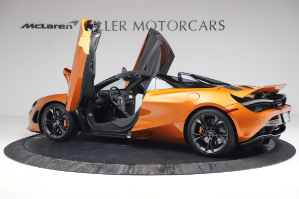 Used 2020 McLaren 720S Spider for sale $335,900 at Alfa Romeo of Westport in Westport CT 06880 16