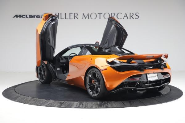 Used 2020 McLaren 720S Spider for sale $335,900 at Alfa Romeo of Westport in Westport CT 06880 17