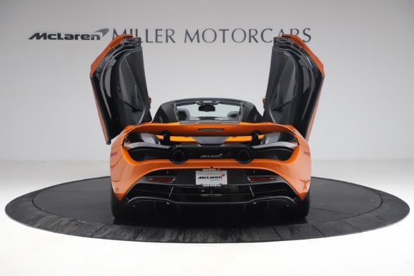 Used 2020 McLaren 720S Spider for sale $335,900 at Alfa Romeo of Westport in Westport CT 06880 18