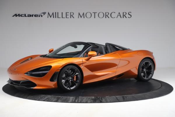 Used 2020 McLaren 720S Spider for sale $335,900 at Alfa Romeo of Westport in Westport CT 06880 2