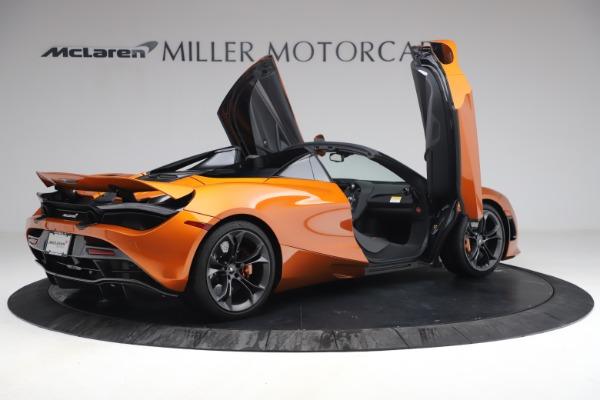 Used 2020 McLaren 720S Spider for sale $335,900 at Alfa Romeo of Westport in Westport CT 06880 20