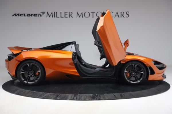 Used 2020 McLaren 720S Spider for sale $335,900 at Alfa Romeo of Westport in Westport CT 06880 21
