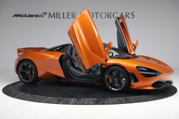 Used 2020 McLaren 720S Spider for sale $335,900 at Alfa Romeo of Westport in Westport CT 06880 22