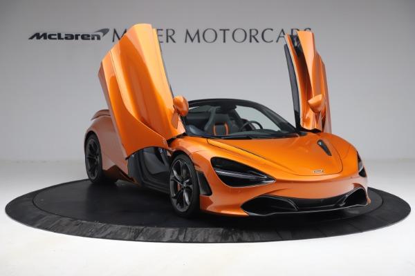 Used 2020 McLaren 720S Spider for sale $335,900 at Alfa Romeo of Westport in Westport CT 06880 23