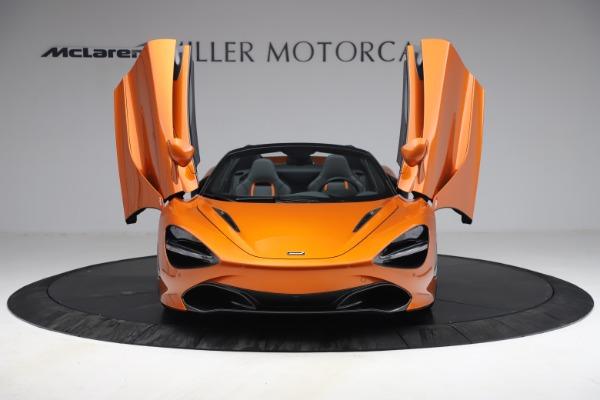 Used 2020 McLaren 720S Spider for sale $335,900 at Alfa Romeo of Westport in Westport CT 06880 24
