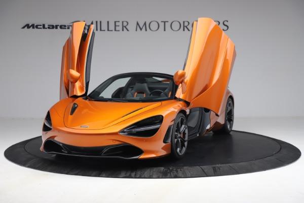 Used 2020 McLaren 720S Spider for sale $335,900 at Alfa Romeo of Westport in Westport CT 06880 25