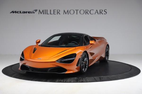 Used 2020 McLaren 720S Spider for sale $335,900 at Alfa Romeo of Westport in Westport CT 06880 26