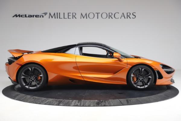 Used 2020 McLaren 720S Spider for sale $335,900 at Alfa Romeo of Westport in Westport CT 06880 28