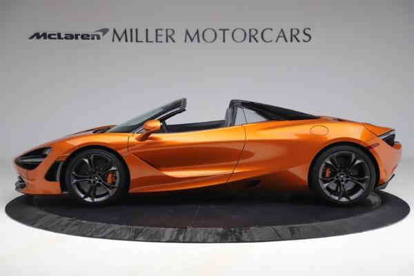 Used 2020 McLaren 720S Spider for sale $335,900 at Alfa Romeo of Westport in Westport CT 06880 3