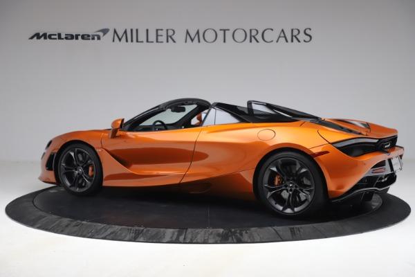 Used 2020 McLaren 720S Spider for sale $335,900 at Alfa Romeo of Westport in Westport CT 06880 4