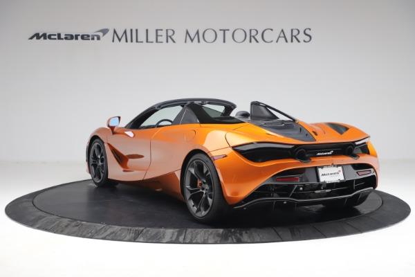 Used 2020 McLaren 720S Spider for sale $335,900 at Alfa Romeo of Westport in Westport CT 06880 5