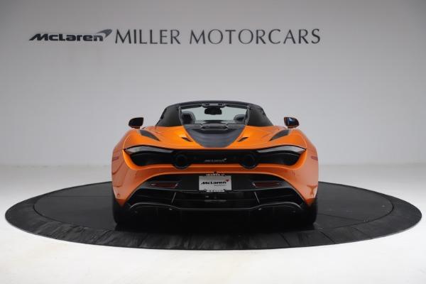 Used 2020 McLaren 720S Spider for sale $335,900 at Alfa Romeo of Westport in Westport CT 06880 6