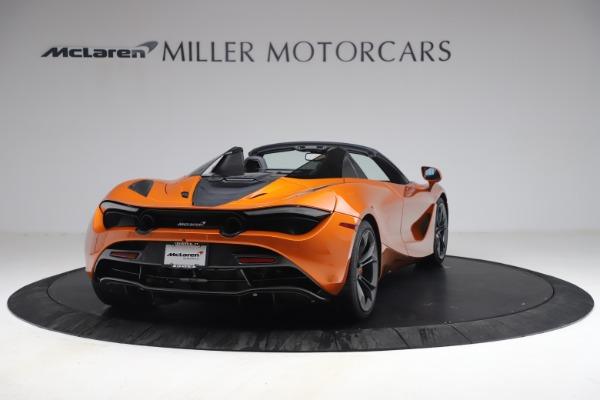 Used 2020 McLaren 720S Spider for sale $335,900 at Alfa Romeo of Westport in Westport CT 06880 7