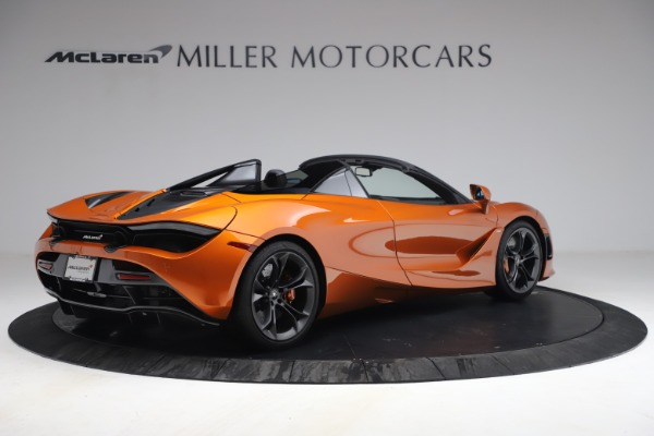 Used 2020 McLaren 720S Spider for sale $335,900 at Alfa Romeo of Westport in Westport CT 06880 8