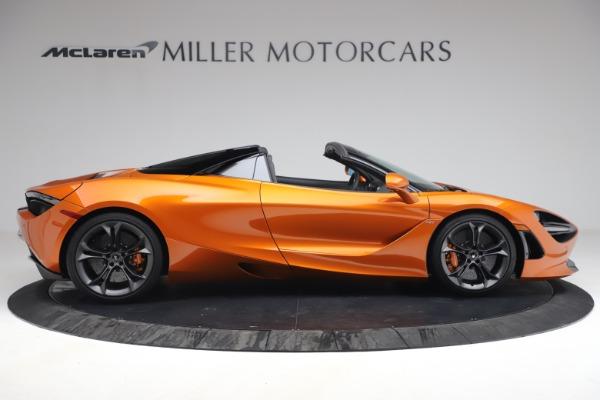 Used 2020 McLaren 720S Spider for sale $335,900 at Alfa Romeo of Westport in Westport CT 06880 9