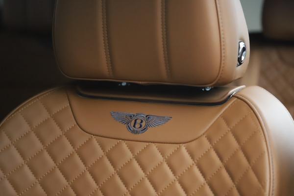 Used 2018 Bentley Bentayga W12 Signature for sale $149,900 at Alfa Romeo of Westport in Westport CT 06880 20