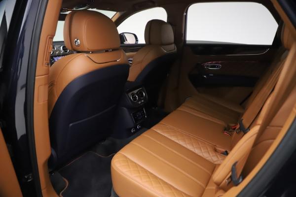 Used 2018 Bentley Bentayga W12 Signature for sale $149,900 at Alfa Romeo of Westport in Westport CT 06880 21