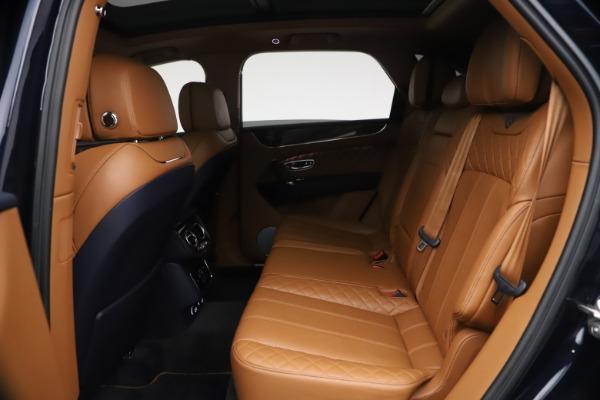 Used 2018 Bentley Bentayga W12 Signature for sale $149,900 at Alfa Romeo of Westport in Westport CT 06880 22