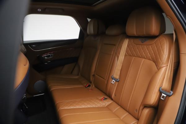 Used 2018 Bentley Bentayga W12 Signature for sale $149,900 at Alfa Romeo of Westport in Westport CT 06880 23