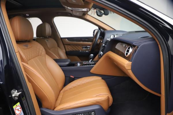 Used 2018 Bentley Bentayga W12 Signature for sale $149,900 at Alfa Romeo of Westport in Westport CT 06880 26