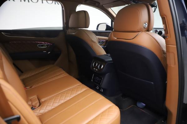 Used 2018 Bentley Bentayga W12 Signature for sale $149,900 at Alfa Romeo of Westport in Westport CT 06880 28