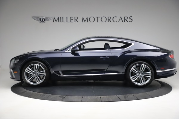 Used 2021 Bentley Continental GT V8 for sale Sold at Alfa Romeo of Westport in Westport CT 06880 2