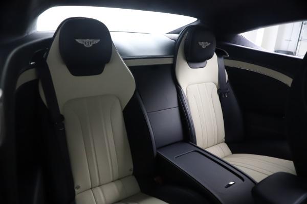 Used 2021 Bentley Continental GT V8 for sale Sold at Alfa Romeo of Westport in Westport CT 06880 21