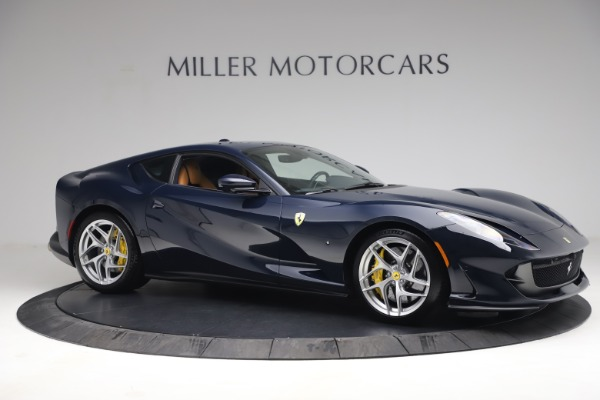 Used 2020 Ferrari 812 Superfast for sale $375,900 at Alfa Romeo of Westport in Westport CT 06880 10