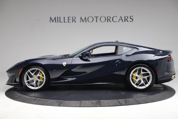 Used 2020 Ferrari 812 Superfast for sale $375,900 at Alfa Romeo of Westport in Westport CT 06880 3