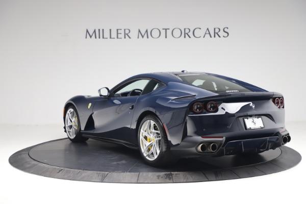 Used 2020 Ferrari 812 Superfast for sale $375,900 at Alfa Romeo of Westport in Westport CT 06880 5