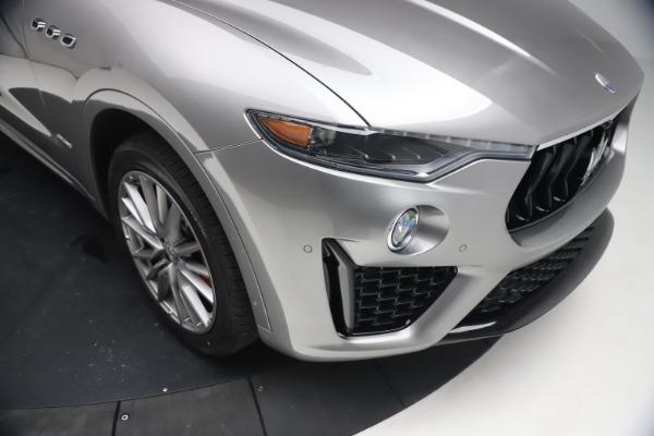 New 2021 Maserati Levante GranSport for sale $73,900 at Alfa Romeo of Westport in Westport CT 06880 28