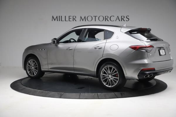 New 2021 Maserati Levante GranSport for sale $73,900 at Alfa Romeo of Westport in Westport CT 06880 4