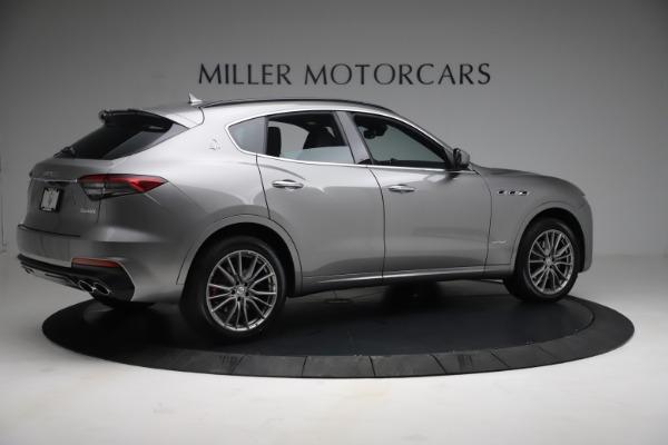 New 2021 Maserati Levante GranSport for sale $73,900 at Alfa Romeo of Westport in Westport CT 06880 9