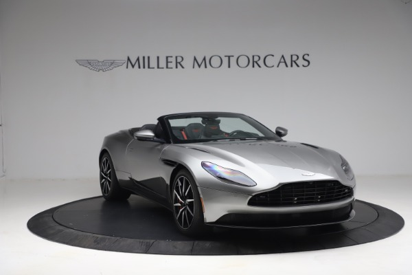 Used 2019 Aston Martin DB11 Volante for sale Call for price at Alfa Romeo of Westport in Westport CT 06880 10