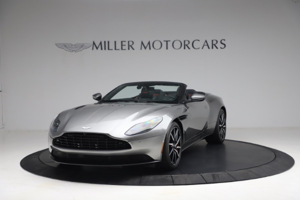 Used 2019 Aston Martin DB11 Volante for sale Call for price at Alfa Romeo of Westport in Westport CT 06880 12