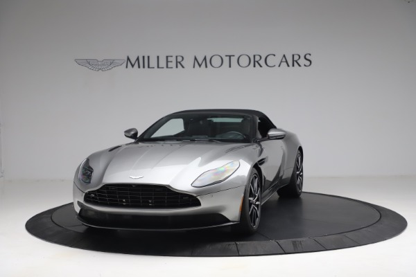 Used 2019 Aston Martin DB11 Volante for sale Call for price at Alfa Romeo of Westport in Westport CT 06880 13