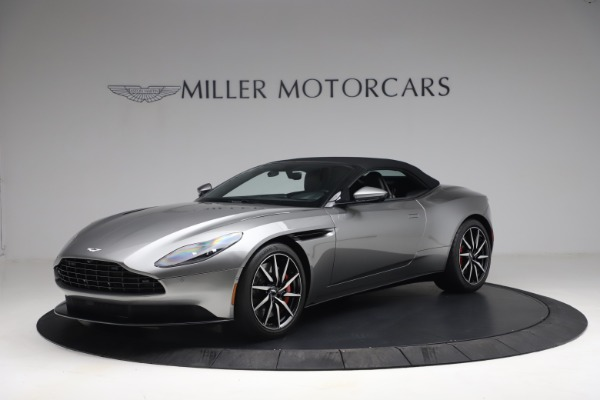 Used 2019 Aston Martin DB11 Volante for sale Call for price at Alfa Romeo of Westport in Westport CT 06880 14