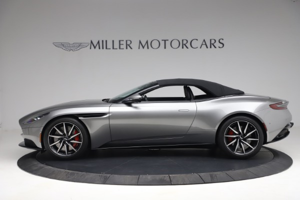 Used 2019 Aston Martin DB11 Volante for sale Call for price at Alfa Romeo of Westport in Westport CT 06880 15