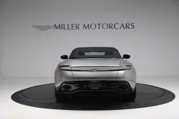 Used 2019 Aston Martin DB11 Volante for sale Call for price at Alfa Romeo of Westport in Westport CT 06880 16