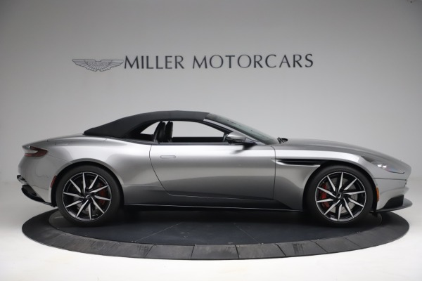 Used 2019 Aston Martin DB11 Volante for sale Call for price at Alfa Romeo of Westport in Westport CT 06880 17