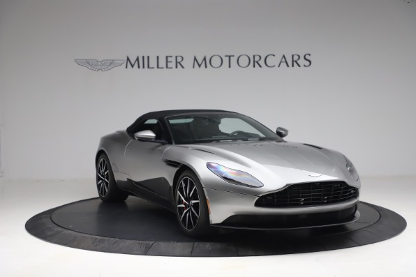 Used 2019 Aston Martin DB11 Volante for sale Call for price at Alfa Romeo of Westport in Westport CT 06880 19
