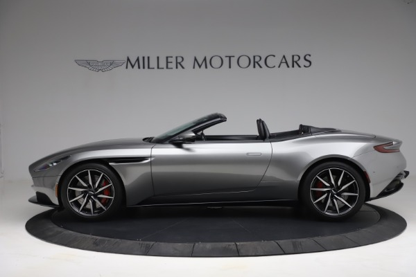 Used 2019 Aston Martin DB11 Volante for sale Call for price at Alfa Romeo of Westport in Westport CT 06880 2