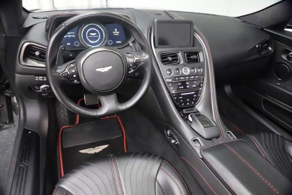 Used 2019 Aston Martin DB11 Volante for sale Call for price at Alfa Romeo of Westport in Westport CT 06880 21