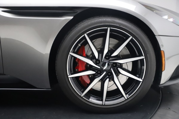 Used 2019 Aston Martin DB11 Volante for sale Call for price at Alfa Romeo of Westport in Westport CT 06880 28