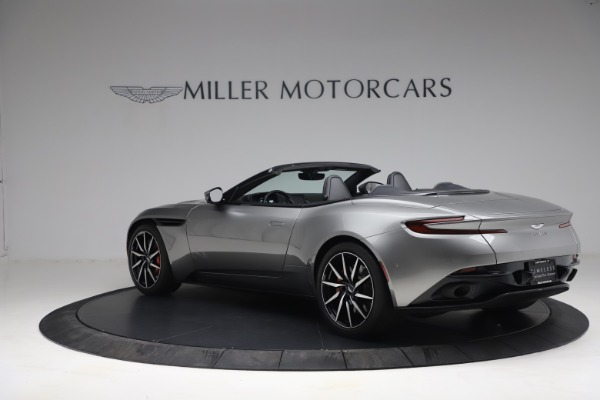 Used 2019 Aston Martin DB11 Volante for sale Call for price at Alfa Romeo of Westport in Westport CT 06880 3