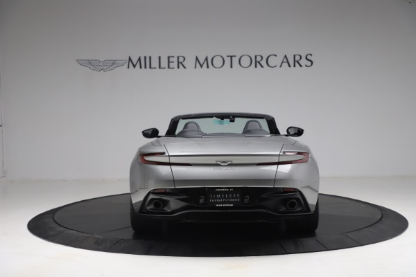 Used 2019 Aston Martin DB11 Volante for sale Call for price at Alfa Romeo of Westport in Westport CT 06880 5