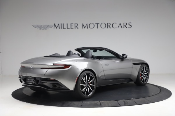Used 2019 Aston Martin DB11 Volante for sale Call for price at Alfa Romeo of Westport in Westport CT 06880 7